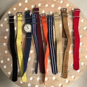 Times watch and bands